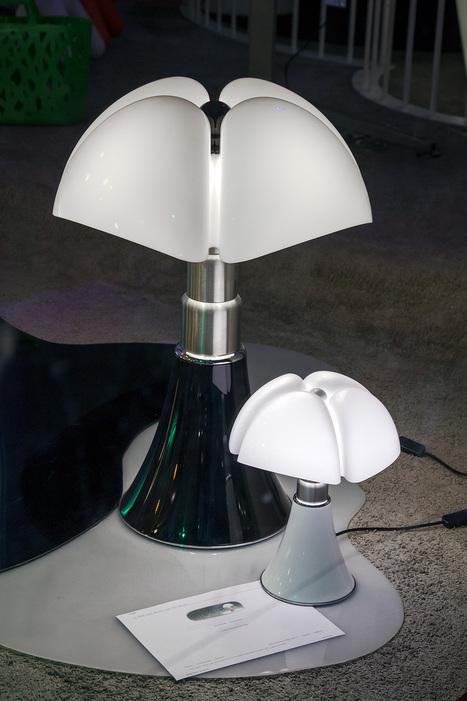 TLD Toute La Decoration   Zoom sur la lampe Pipistrello   Mobilier d'exception   Scoop.it