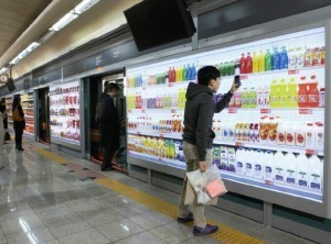 Tesco's subway virtual store | Digital Marketing Inspiration | Scoop.it