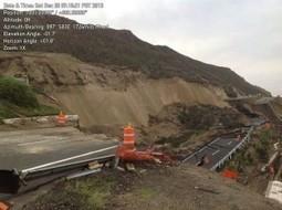 UPDATE:  Tijuana-Ensenada Toll Road Collapses, Full Access to Ensenada Remains | Living in Ensenada, Mexico | Scoop.it