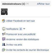 Comment développer votre fanpage Facebook | Réseaux & Médias Sociaux | Scoop.it