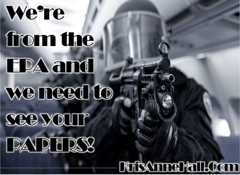 Has it begun? An Invasion of Administrative Armed Forces...by KrisAnne Hall   Criminal Justice in America   Scoop.it