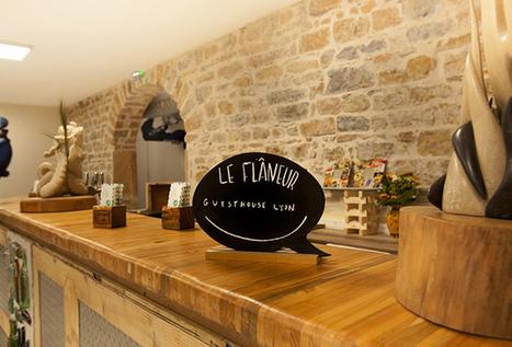A Lyon, le Flâneur accueille touristes et voisins | Say Yess | Innovations sociales | Scoop.it