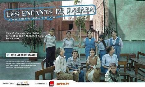 La révolution égyptienne vue par les enfants | Égypt-actus | Scoop.it