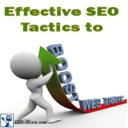Four Effective SEO Tactics That Will Bring More Traffic to Your Website | Allround Social Media Marketing | Scoop.it
