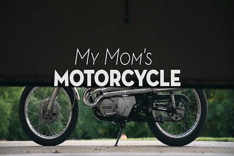 My RØDE Reel - My Mom's Motorcycle | Mind Moving Media | Scoop.it