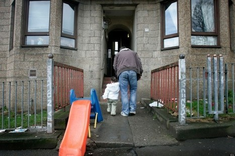 The shocking face of London's child poverty | ESRC press coverage | Scoop.it