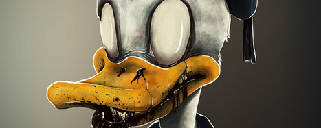 Zombies : Donald, Batman et Buzz l'éclair en morts-vivants ! - AlloCiné | Les zombies | Scoop.it