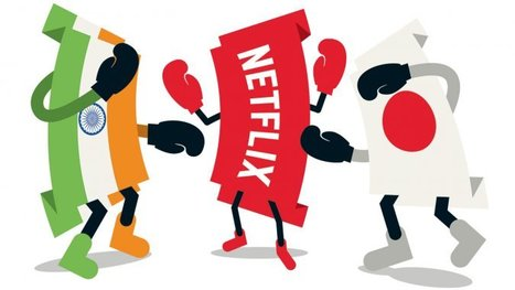 Netflix vs. The World: Foreign Streamers Prepare for War - Hollywood Reporter | TV Trends | Scoop.it