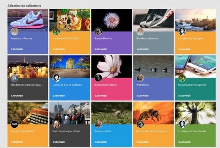 Google+ Collections, sur les pas de Pinterest ? | TIC et TICE mais... en français | Scoop.it
