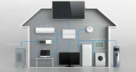 Aux Etats-Unis, la maison intelligente tweete son statut à son propriétaire #IoT #IdO | Connected Things | Scoop.it
