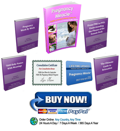 The Pregnancy Miracle Review - Scam by Lisa Olsen ? | General Health | Scoop.it