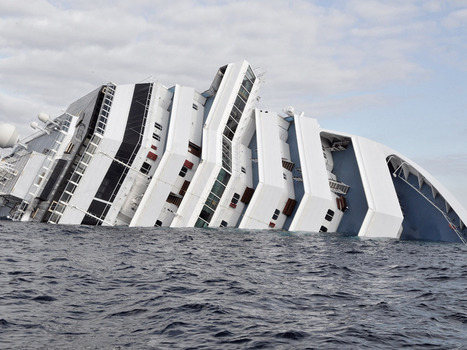 These Pictures Show The Incredible Rescue Effort For Costa Concordia | Commodities, Resource and Freedom | Scoop.it