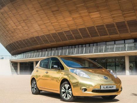 Nissan Leaf, l'eco-premio dorato dei Giochi Olimpici - ecoAutoMoto.com | Mobilità ecosostenibile: auto e moto elettriche, ibride, innovative | Scoop.it
