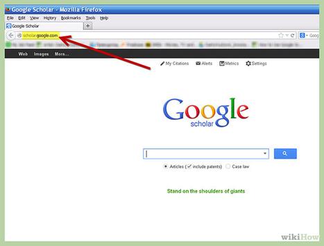 How to Use Google Scholar | Educación, Formación y Nuevas Tecnologías | Scoop.it