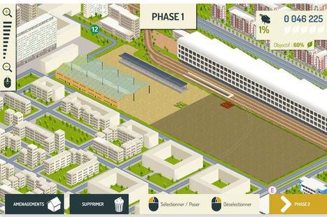 """La Mairie de Paris DEMANDE au public de créer son prochain grand parc en mode """"Sim City""""   URBANmedias   Scoop.it"""