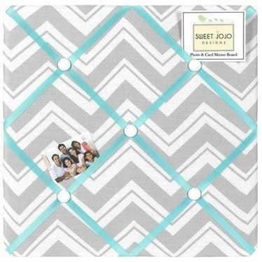 PINtoWin Giveaway! Win a Turquoise French Memory Board | The Born Unique Baby Guide | Baby Shower Planning | Scoop.it