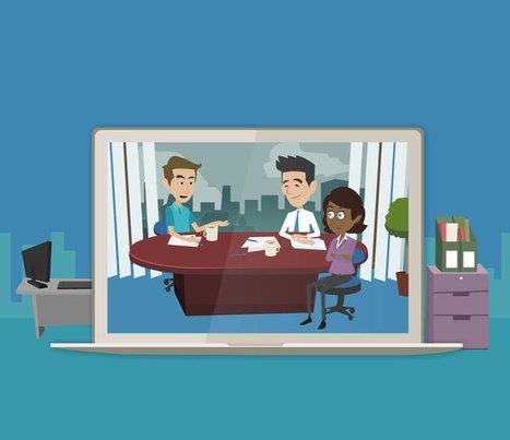 créer des animations vidéo avec des personnages du texte ou du son | useful sites | Scoop.it