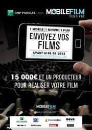 Mobile Film Festival   mlearn   Scoop.it