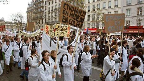 Kiné : les étudiants manifestent pour obtenir un niveau Master | Santé & Médecine | Scoop.it