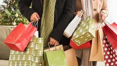 Infographic: What Christmas Shoppers Want and Where They Want to Buy It | Adweek | Designing  services | Scoop.it
