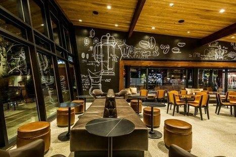 Distinctive Starbucks Coffee Store in Disney Orlando | Simple Decorating Ideas For Home | Scoop.it