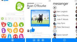 تطبيق محادثات الفيسبوك متوفر الان   techniy   Scoop.it