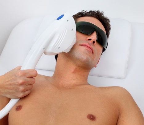 Free yourself from unwanted body hair now! | The Men's Grooming Salon | Anti Ageing Food | Scoop.it