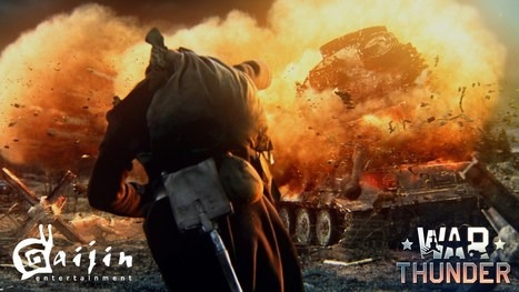 """War Thunder: """"Победа за нами"""" / """"Victory is ours"""" 