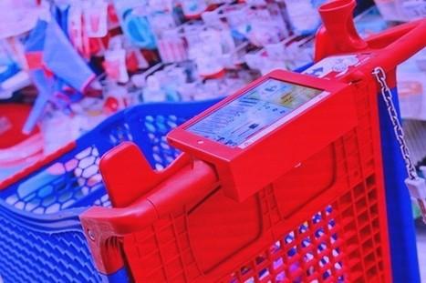Carrefour teste le chariot connecté à Lille | Infos et Actualiltés de la Pharmacie Française | Scoop.it