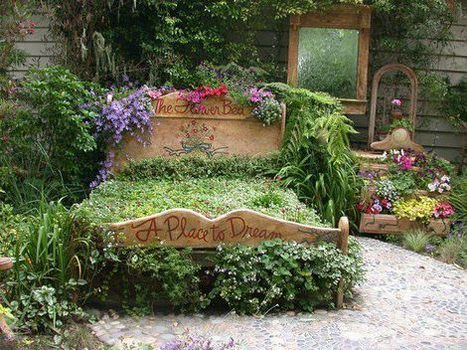 """A Place to Dream"" : A Bedroom in Your Garden 