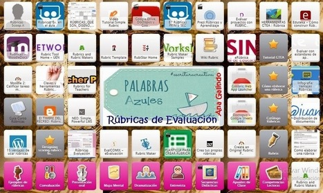 Symbaloo: Las Rúbricas, herramientas para la evaluación | Educación | Scoop.it