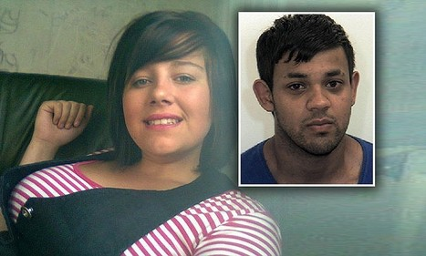 Britain's first white honour killing: Teenager brutally murdered by her Muslim lover after exposing their relationship to his family | mel | Scoop.it