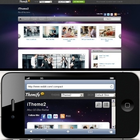 Best 10 Free Responsive Themes for WordPress - CollegeGFX - Education 2.0 for designers ! | List Site Popular | Scoop.it