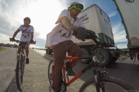 Mexique : à vélo pour clamer son existence | Mexique | Scoop.it