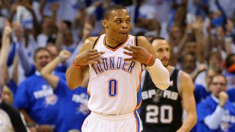 Spurs vs. Thunder final score, NBA playoffs 2014: Oklahoma City dominates San ... - SB Nation | NBA Playoff | Scoop.it