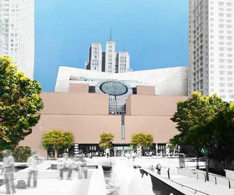 San Francisco Museum of Modern Art unveils $480 million expansion design - World Interior Design Network   Container Architecture   Scoop.it