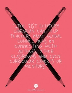 School librarians helping to facilitate global connections | K-6 Information Literacy | Scoop.it