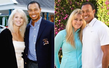 Tiger Woods confirms he is dating Lindsey Vonn  - Telegraph | Tiger and Lindsey | Scoop.it