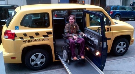 Uber wants to change D.C. legislation aimed to increase wheelchair accessible cabs | Wheelchair Accessibility | Scoop.it