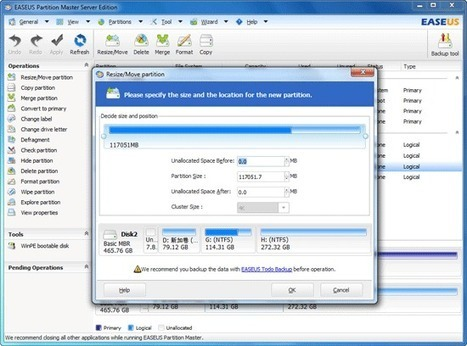 5 Free Tools to Partition Hard Disk in Windows   Windows Infrastructure   Scoop.it