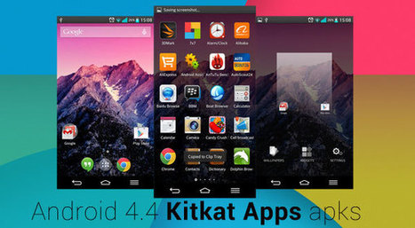 Download Android 4.4 Kitkat Launcher apk, camera Apk & More Apps | kitkat? | Scoop.it