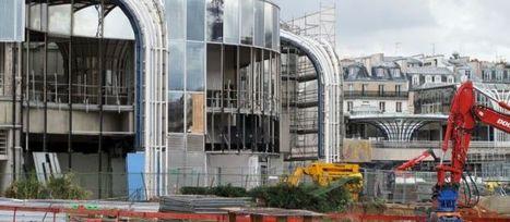 Les derniers jours des pavillons des Halles | Projet les Halles | Scoop.it