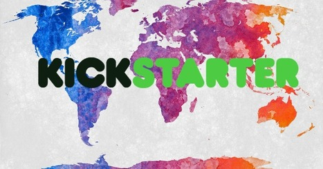 The Top 10 Countries by Money Pledged on Kickstarter | Digital Marketing | Scoop.it