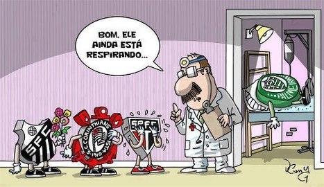 Palmeiras na SEGUNDONA | Humor forever | Scoop.it