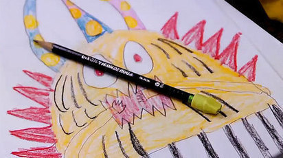 Monster Match: Using Art To Improve Writing | Teaching | Scoop.it