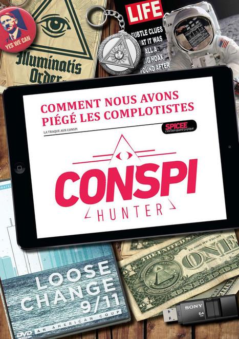 Réagir face aux théories du complot | Actualités éducatives | Scoop.it