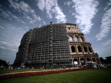 The fall of Rome? Italy's fears that corporate-sponsored restoration projects will lead to the Disneyfication of its cultural heritage   Teaching history and archaeology to kids   Scoop.it