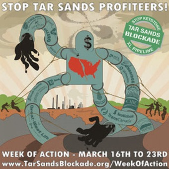 Occupy the Pipeline : WE ENDORSE the Tar Sands Blockade's ...   real utopias   Scoop.it
