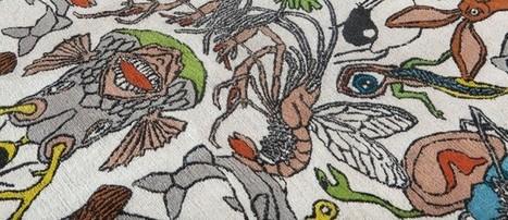 Figuratie – Van Cobra tot Studio Job | TextielMuseum | Scoop.it