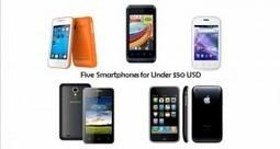 Five Smartphones for Under $50 USD   Mobile for Development.    Le mobile pour le développement.   Scoop.it